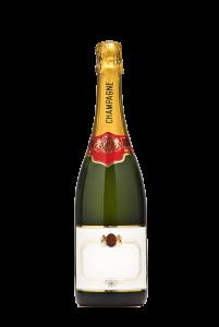 Champagne-Bild --Nachtclub / Bar - Je t'aime in Bodnegg
